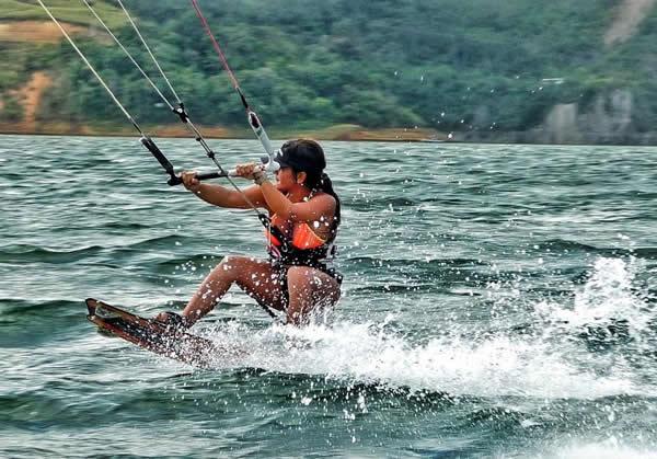 Deportes nauticos Lago Calima