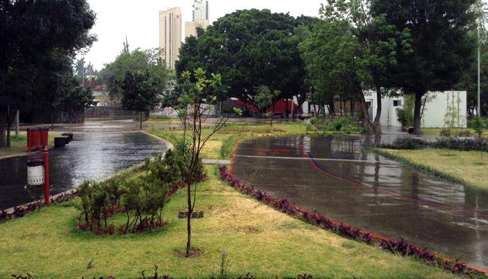 Parque Avila Camacho