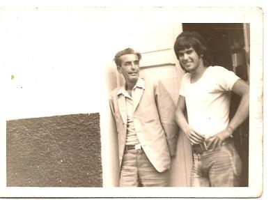 """Jacinto Mariano José García Ramón, """"Pepe el hueso"""", cambullonero junto a Juan Manuel Ortega Pérez. Vendedor marítimo. Probablemente años 20."""