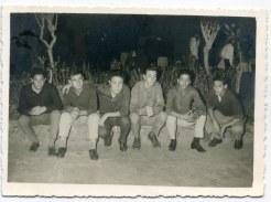 El Puentillo Cuco, Goicoechea, Manolín, Corujo, Pepe Ñamero, Antonio