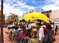 Carmen Guerra del Partido Popular. Gracias a la ayuda del Ayuntamiento este tipo de actividades se pueden llevar a cabo... carpas, seguro, local, mesas, etc... gracias por la ayuda...