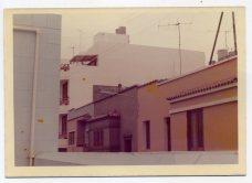 Calle Benecharo, azoteas. Foto de Delia Vega