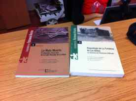 Libros historia de La Isleta A