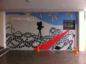 Mural Instituto Franchy Roca