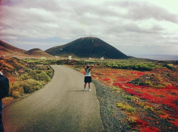 Foto Volcán del Faro