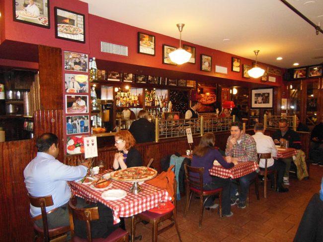 Lombardi's Pizzeria NYC