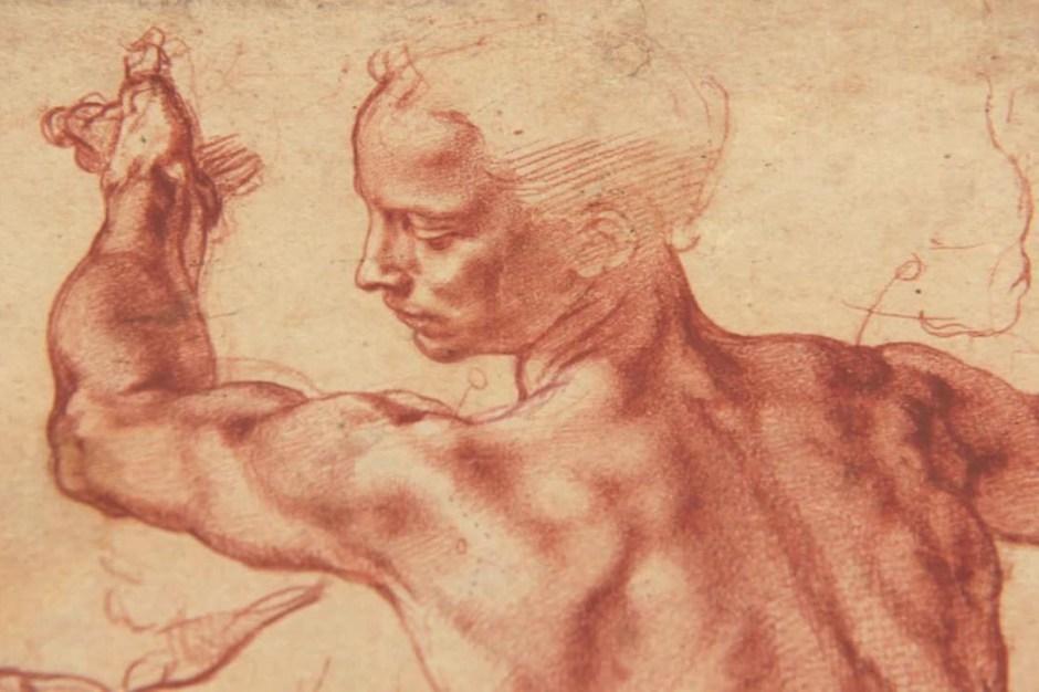 Exposición de Michelangelo en el Museo Metropolitano de Nueva York