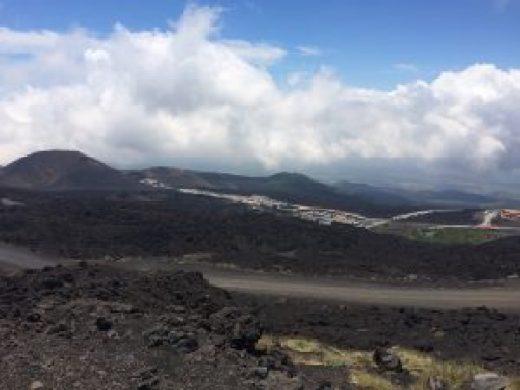 viajar a sicilia volcán etna