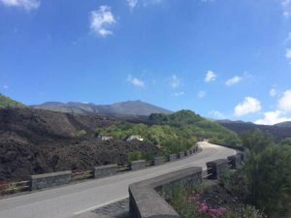 subida al etna - cómo llegar al Etna