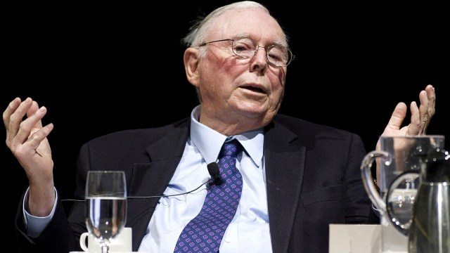 Charlie Munger's Inverse Thinking Process