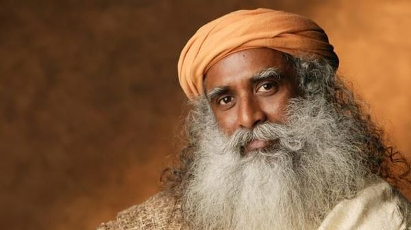 My notes from today's Sadhguru Session for EO