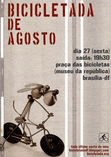 Bicicletada Agosto Web