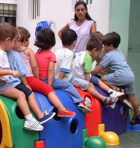 Guarderias para hijos de víctimas de violencia de género.