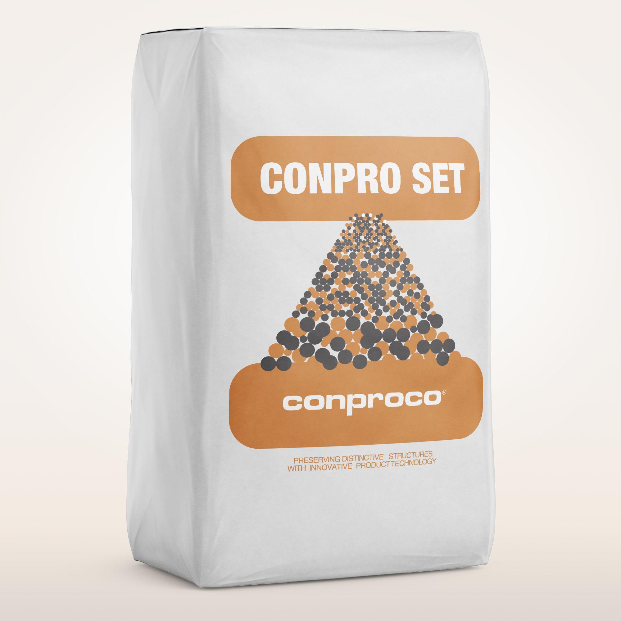 Conpro Set Ornamental concrete repair