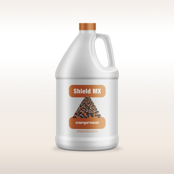 Shield MX one gallon deep penetrating clear water repellent