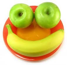 fruit smile