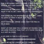 {FREEBIE} The CFS Fear Manifesto
