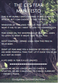 CFS fear manifesto