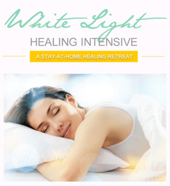 white light retreat