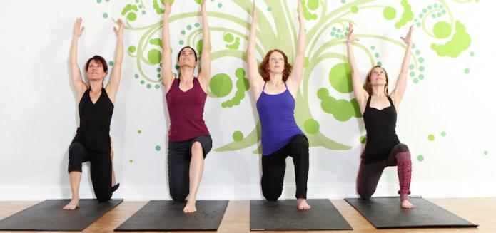 yoga newbies