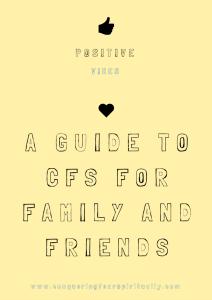Family and Friends E-Book CFS