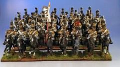 28mm Saxon Napoleonic