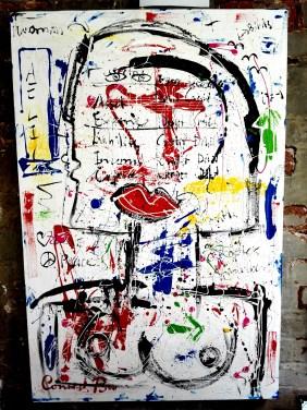 Picassofication Superblur, Conrad Bo