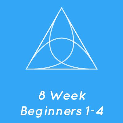 8 Week Beginners Course Weeks 1-4