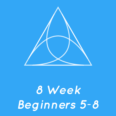 8 Week Beginners Course 1-4