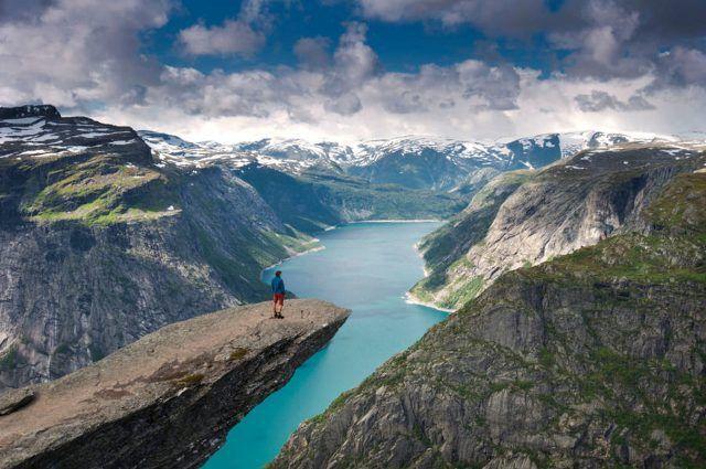 Paraísos Por Visitar – Trolltunga – Noruega
