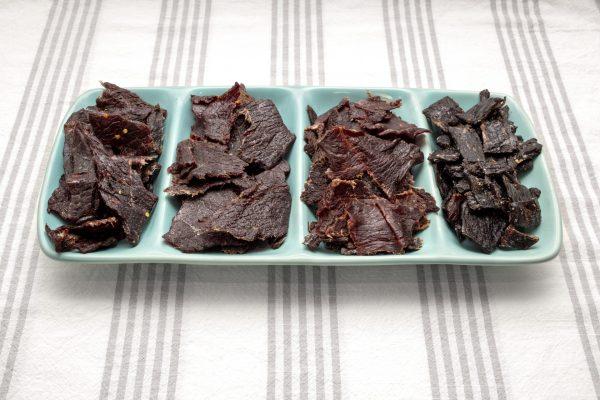 beef jerky tray
