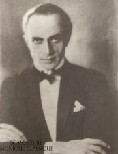 Conrad in the 1920s