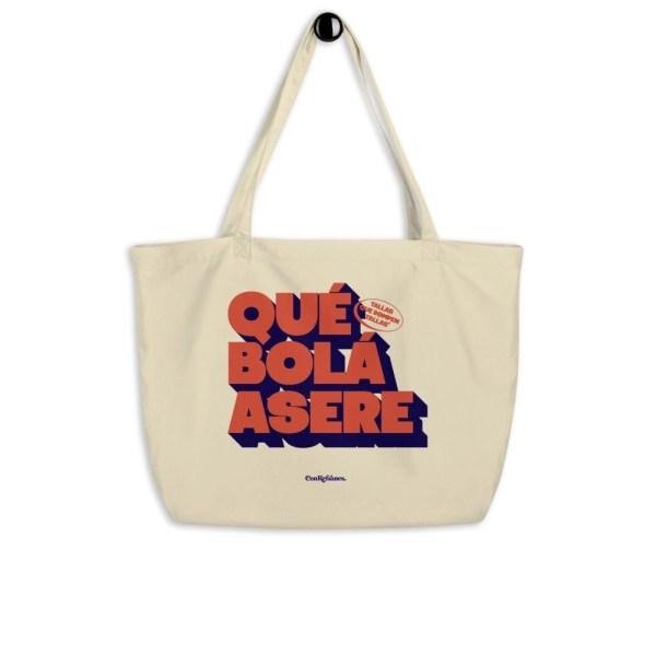 bolsa de playa Qué Bola
