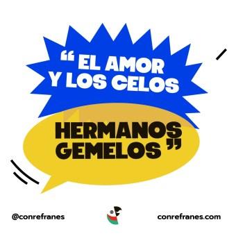 EL AMOR Y LOS CELOS HERMANOS GEMELOS@72x-100