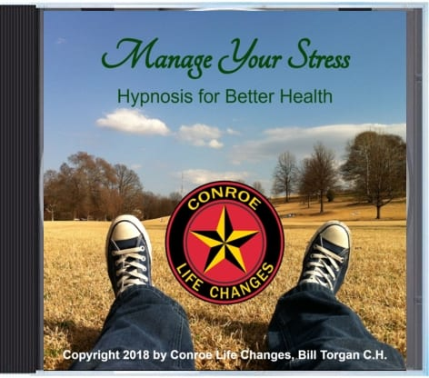 Manage Your Stress - Hypnosis for Better Health - image