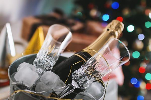 drinks on ice image