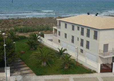 Residencial Llevant playa de Oliva
