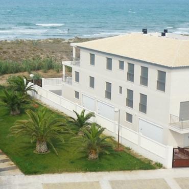 Residencial Llevant – Playa de Oliva
