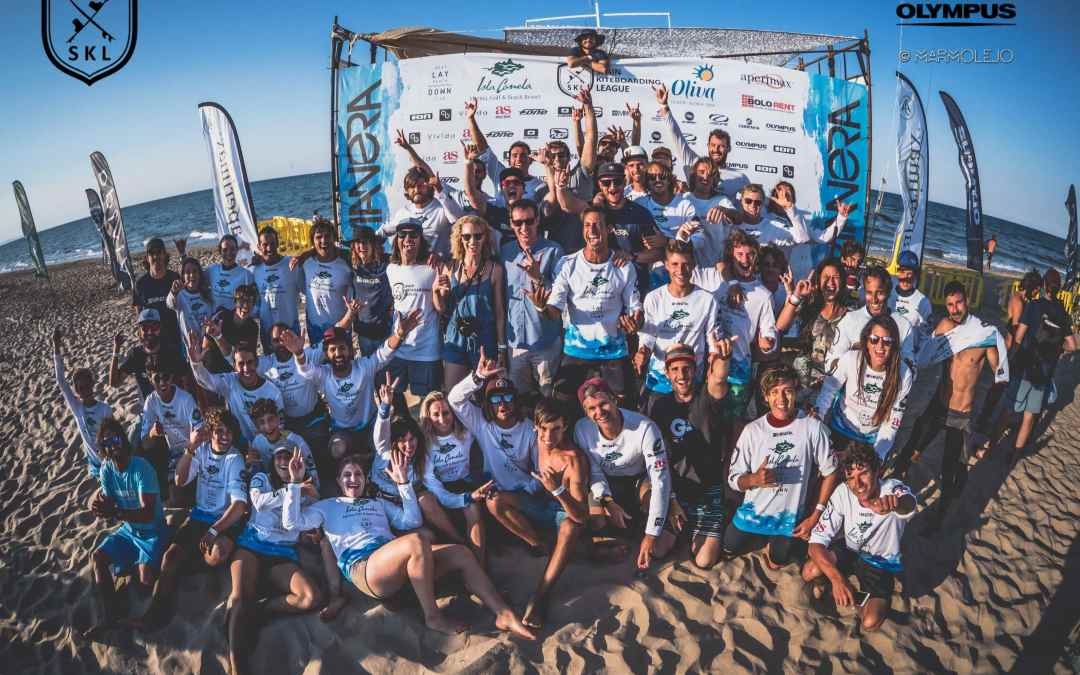 spain kiteboarding league oliva 2018