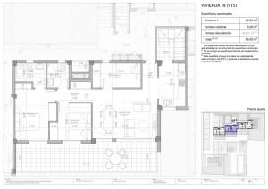 planos residencial sureste denia