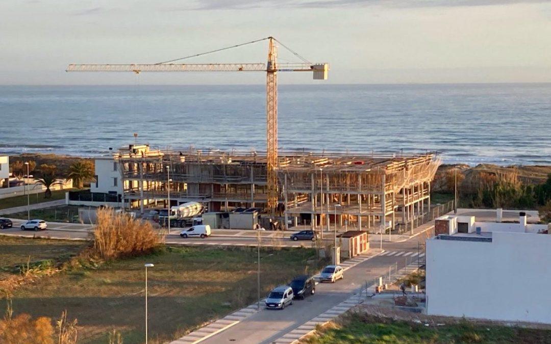 Oliva Suites nuevo proyecto de Construcciones Just