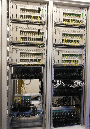 Delivering DOCSIS Remote-PHY on the Cisco cBR8 using the Teleste DAN300 RPD