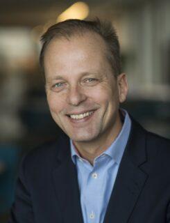 Niklas Andersson VP Cisco EMEAR North