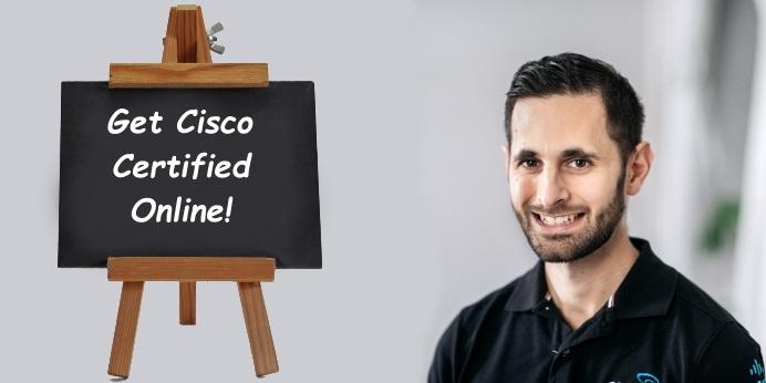 Cisco certification English.