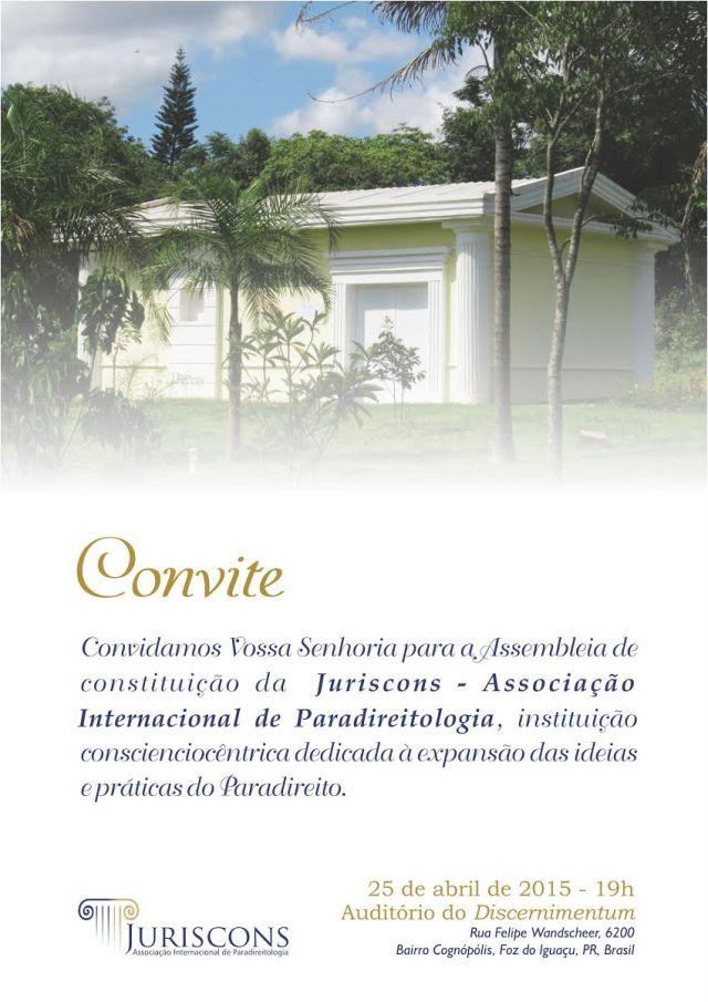 Convite Juriscons