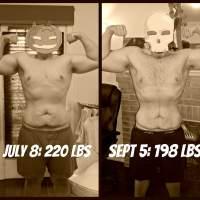 Rapid Fat Loss Program - My boyfriend lost 50 lbs!