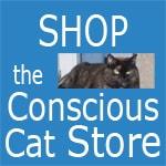 conscious cat store ad