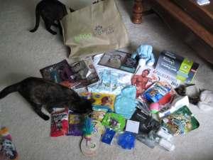 BlogPaws 2011 sponsors