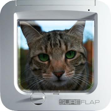 SureFlap Microchip Cat Door & Book Review: \