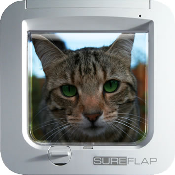 SureFlap Microchip Cat Door & Book Review: